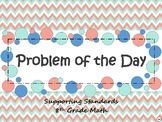 Problem of the Day - 8th Math TEKS Supporting Standards