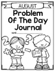 Problem of the Day-AUGUST (daily math word problem practice)