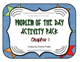 McGraw-Hill (My Math) Problem of the Day Activity Pack - {Chapter 1}