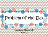 Problem of the Day - Algebra 1 TEKS Readiness Standards