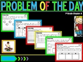 "Problem of the Day  Chapter 8 ""Go Math"""