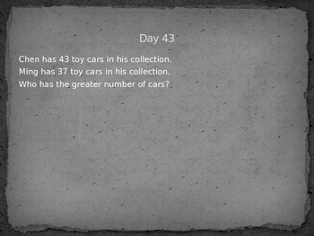 Problem of the Day (Days 41-50)