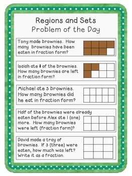 Problem of the Day - Fractions (Math)