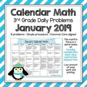 Problem of the Day: January