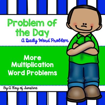 Problem of the Day {More Multiplication}