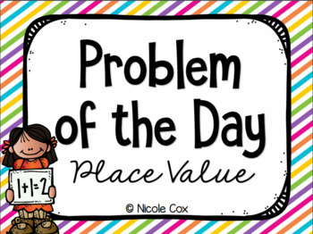 Problem of the Day - Place Value