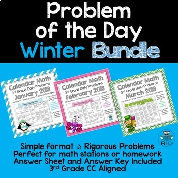 Problem of the Day: Winter Bundle