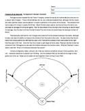 Problem of the Week 4 - Pythagorean's Baseball Diamond