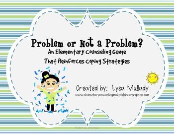 Problem or Not a Problem?