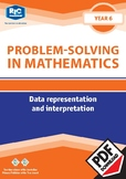Problem-solving — Data representation and Interpretation — Year 6