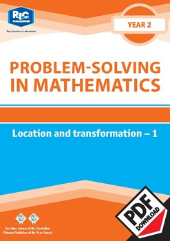 Problem-solving — Location and Transformation 1 — Year 2 ebook