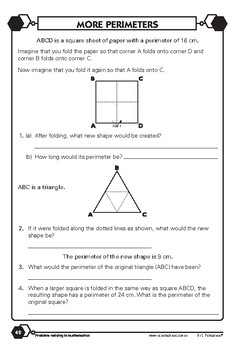 Problem-solving — Location and Transformation — Year 3 ebook