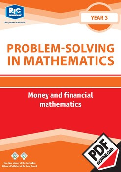 Problem-solving — Money and Financial Mathematics — Year 3 ebook