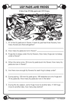 Problem-solving — Number and Place Value 2 — Year 3 ebook