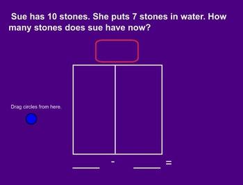 Problem solving Subtraction w/Model