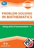 Problem-solving — Using Units of Measurement 1 — Year 5 Ebook
