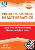 Problem-solving — Using Units of Measurement / Number and