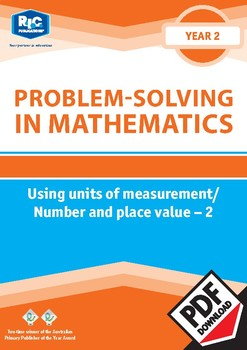 Problem-solving — Using units of measurement, Number and Place Value 2 — Ebook