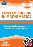 Problem-solving — Using units of measurement, Number and P