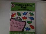 Problem solving math grade 2