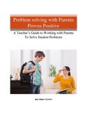 Problem solving with Parents Proves Positive