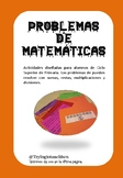 Problemas de matemáticas de Halloween (en castellano)