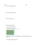 Problemas de multiplicación en español #2