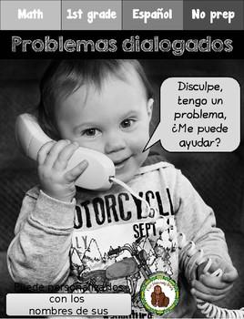 Problemas dialogados. Teatro y matemáticas