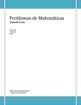 Problemas mixtos - suma - resta - perímetro - multiplicación - STAAR
