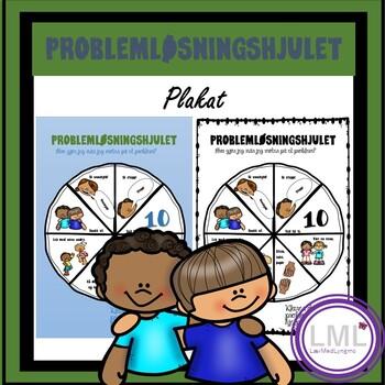 Sosiale ferdigheter - Problemløsninghjulet