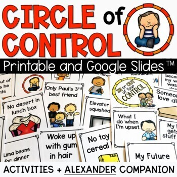 Circle of Control Activities and Alexander Companion