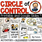 Problems Inside Versus Outside of Your Control Lesson Plan