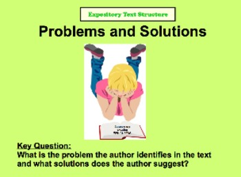 Problems and Solutions: What does a problem and solution t