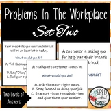 Problems in the Workplace Task Cards-Part 2