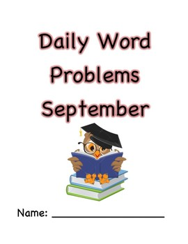 Problems of the Day September