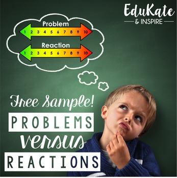 Problems vs. Reactions: Emotional Regulation (FREE SAMPLE)