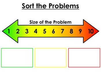 Problems vs. Reactions: Emotional Regulation Pack