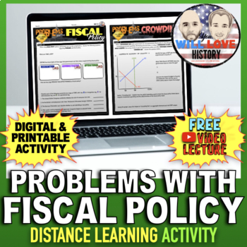 Problems with Fiscal Policy Activity