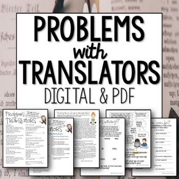 Problems with Google Translate and intro to WordReference | TpT