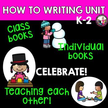 Procedural Mini Writing Unit! Plus Hobby Day!! K-2!