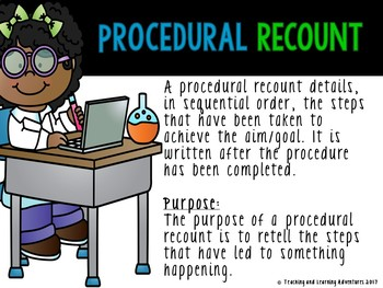 Procedural Recount poster