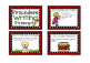 Procedural Sentence Starters and Writing Prompt Cards