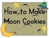 Procedural Text - Moon Cookies