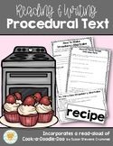 Procedural Text Unit with Cook-a-Doodle-Doo-Activities, Vo