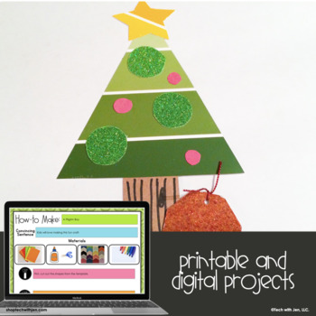 CHRISTMAS ACTIVITIES: WRITING AND CHRISTMAS CRAFTS