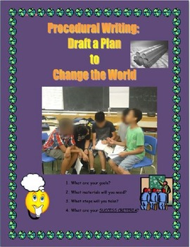 Procedural Writing: Changing the World
