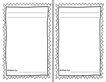 Procedural Writing - How-To Book Template
