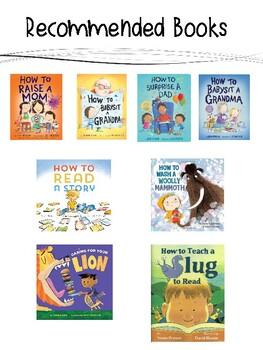 Procedural Writing :: How To Books :: NO Prep!