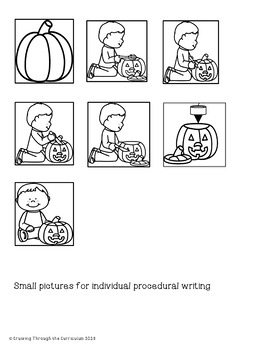 Procedural Writing- How To Carve A Pumpkin