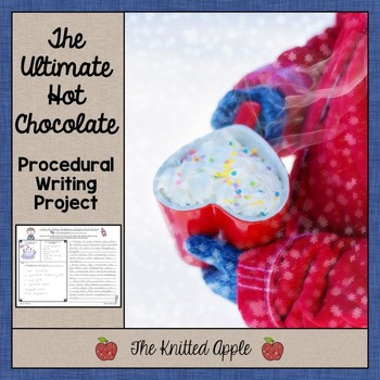Procedural Writing {Hot Chocolate Contest}